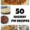 50 Holiday Pie Recipes