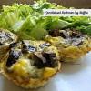 Zucchini and Mushroom Egg Muffins