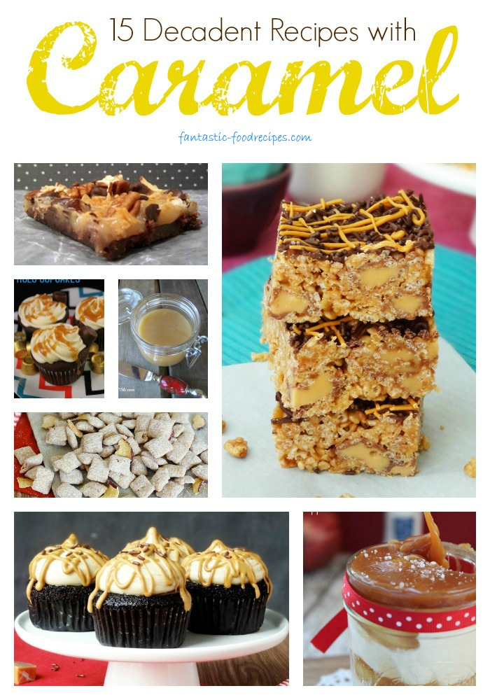 Fantastic-Food Recipes Caramel