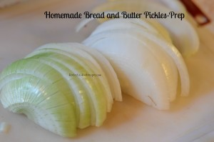 Homemade Bread and Butter Pickles 3