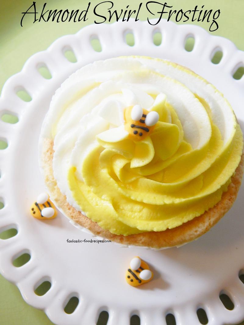 Almond Swirl Frosting