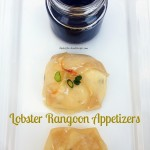 Lobster Rangoon Appetizers