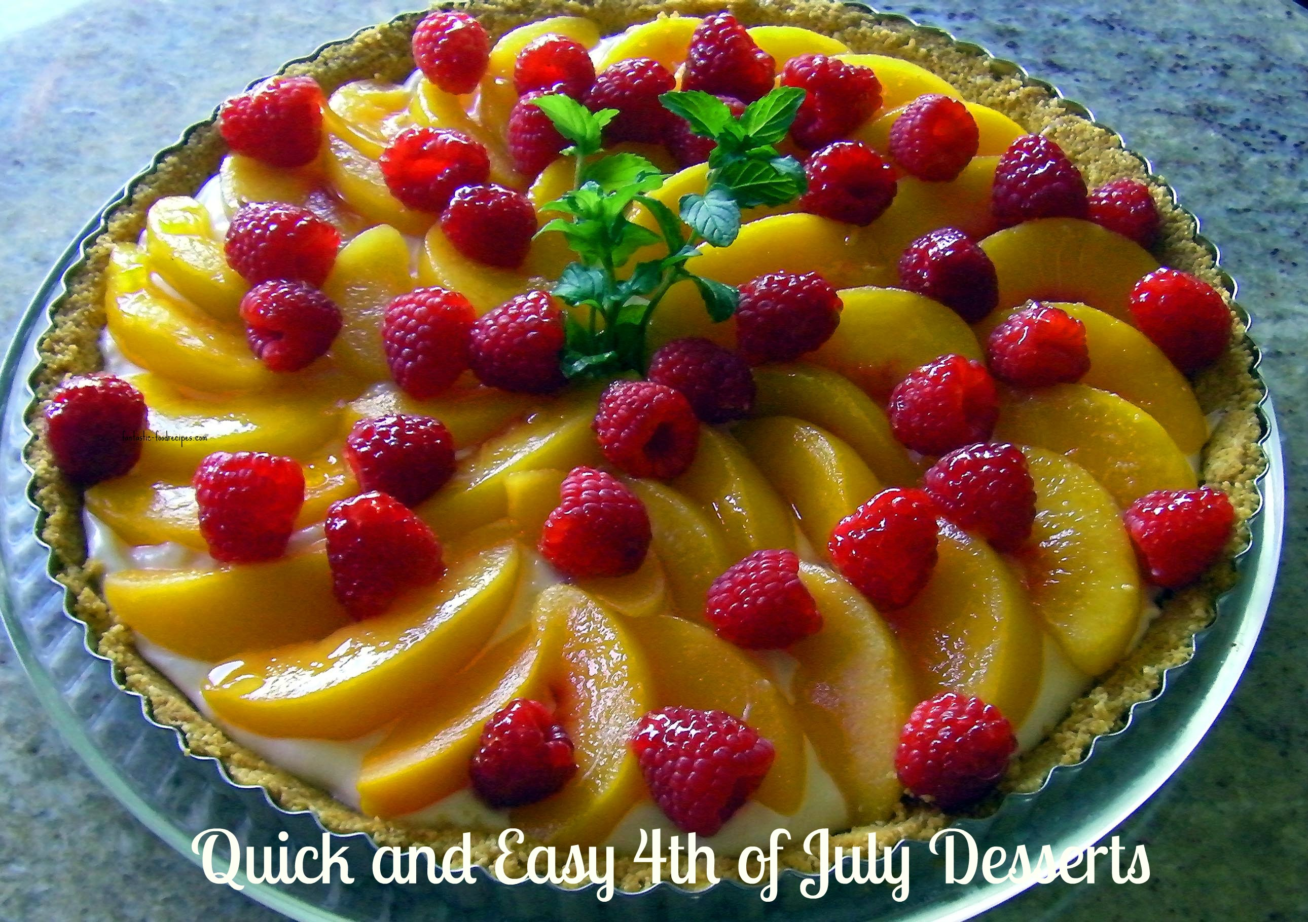 quick and easy 4th of july desserts