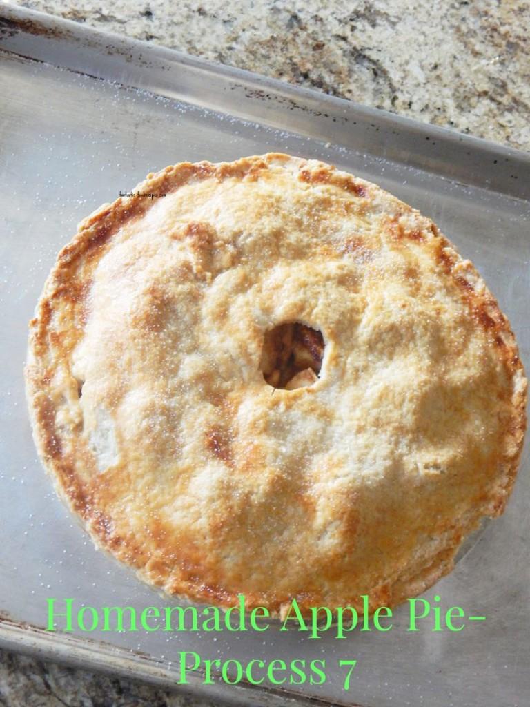 Homemade Apple Pie-Process 7
