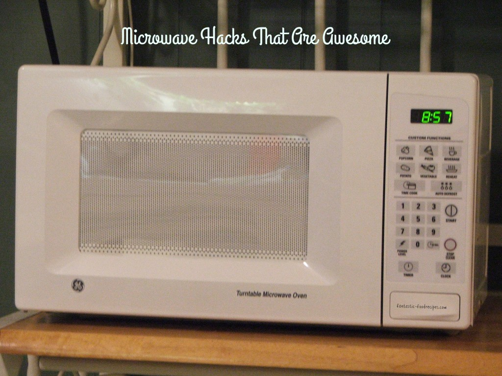 Microwave Hacks That Are Awesome