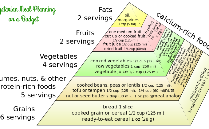 Vegetarian Meal Planning on a Budget