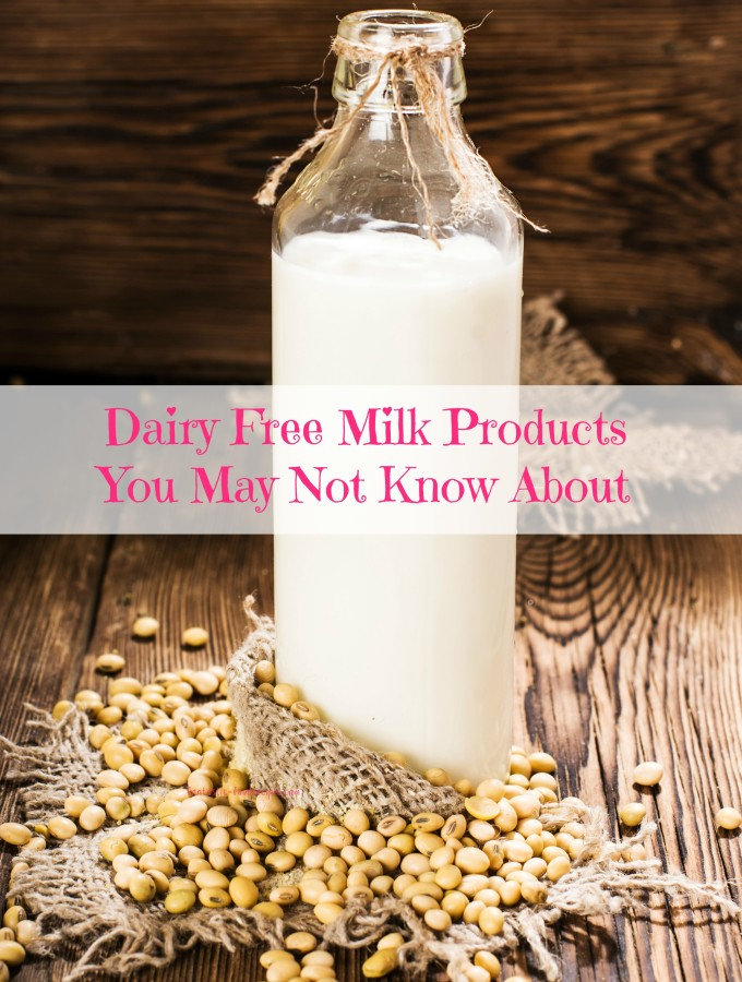 Dairy Free Milk Products You May Not Know About