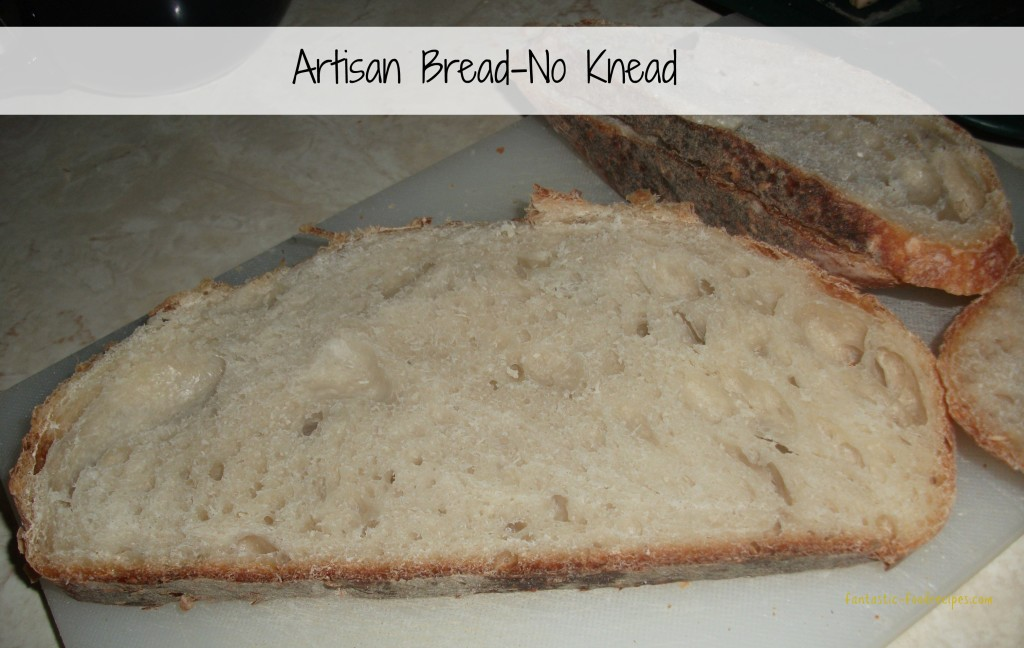 Artisan Bread-No Knead 4